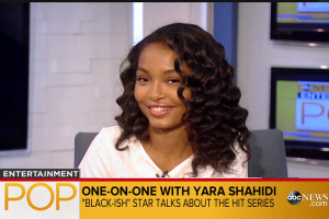 Yara on ABC News' Entertainment Pop